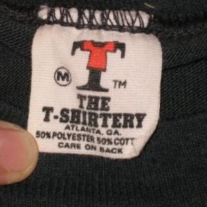 Vintage 1978 Ted Nugent TNT Tour Rock Concert T-Shirt Small