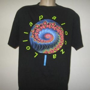 Vintage 1991 Lollapalooza Concert T-Shirt - Jane's Addiction