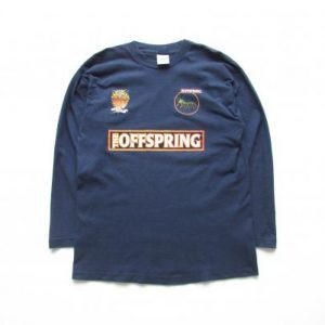 90s Vintage 1999 The Offspring Americana Tour Shirt