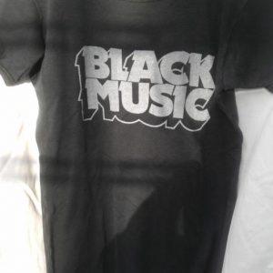 Black Music Magazine Marshall Lester Tag Promo Shirt