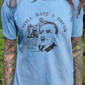 Vintage MLK March On Washington 1983 T-shirt