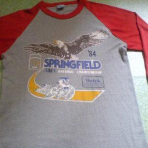 Vintage camel springfield t-shirt