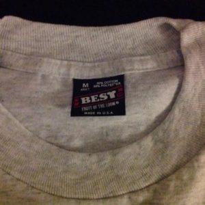 Vintage 1993 Glendale Burbank Senior Sports Festival T-Shirt