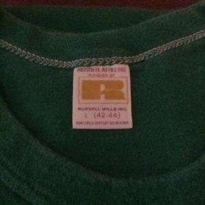 Vtg Whiskey Row Prescott Arizona Graphic Souvenir T Shirt L