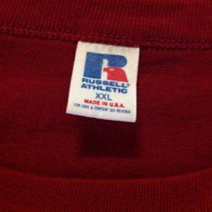 Vintage Alabama Crimson Tide School T-Shirt