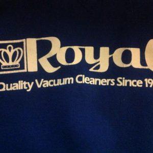 Vintage Russell Athletic Royal Vacuum Sweatshirt