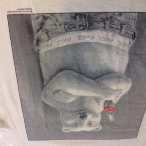 Vintage Coke Hip Hop Polar Bear T-Shirt