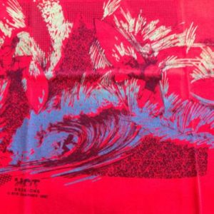 Vintage Hot Sessions Youth Surfing T-Shirt