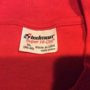 Vintage 1989 SAN DIEGO ARTS FESTIVAL T Shirt Abstarct
