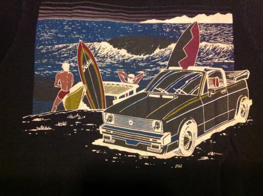 Vintage Youth Hobie Surf T-Shirt