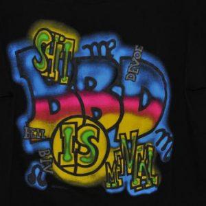 1990 BBD Bell Biv Devoe Live Tour T shirt