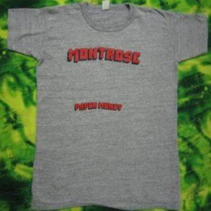 Vintage 1974 Montrose T Shirt