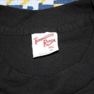NOS VintageULTRA BOND ethnic hair product t-shirt XL thin