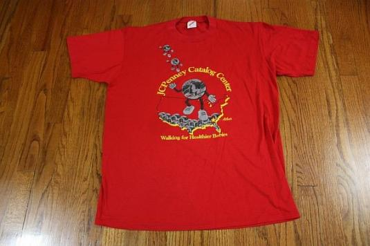 vtg 1990 MARCH OF DIMES Atlanta shirt XL soft & thin