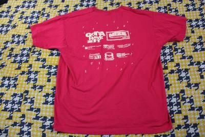 Vintage 1994 HOT TIME IN THE OLD TOWN tennessee t-shirt XL