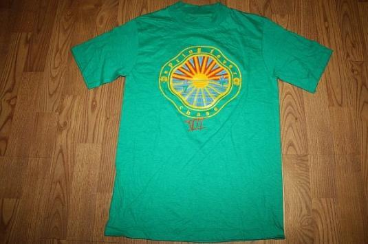 S * Vintage NOS 80s 1985 SPRING FEVER CHASE t-shirt