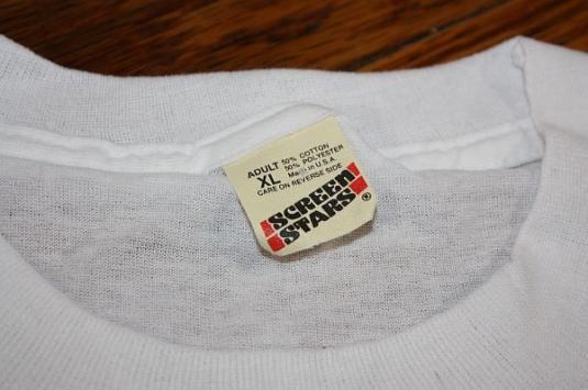 XL * NOS Vintage 1993 NATIONAL BLACK THEATRE FEST t-shirt *