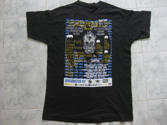 Zorlac Skateboard Event T-shirt