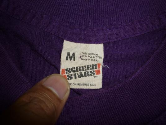 vtg 1984 prince 1999 t-shirt