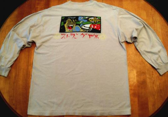 Strung Out- 96 Vintage Long Sleeve Shirt