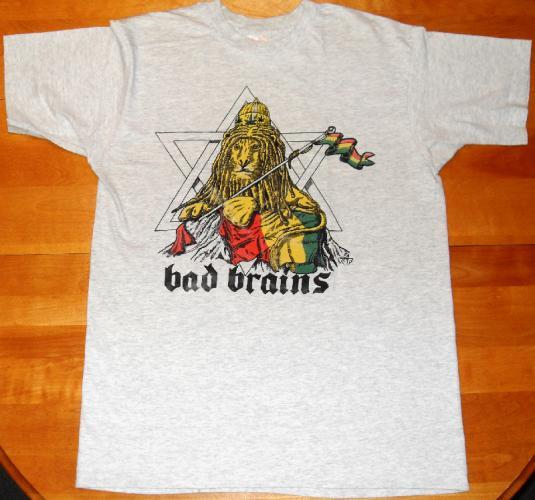 Bad Brains 1993 Vintage T-Shirt