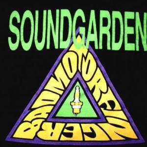 Soundgarden 1992 Badmotorfinger(Fingaz4life) Vintage Tshirt