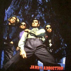 Jane's Addiction 1990/91 Ritual DeLo Habitual Vintage Tshirt