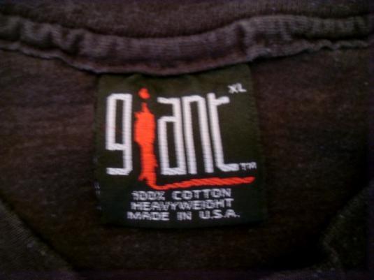 L7 1991 Smell The Magic Vintage T-shirt