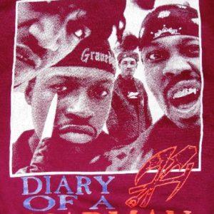 Gravediggaz 1994 Diary Of A Madman Vintage Sweatshirt