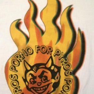 Porno For Pyros 1993 Vintage Tank Top