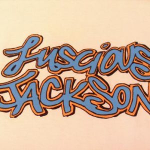 Luscious Jackson 1994 Vintage T-shirt