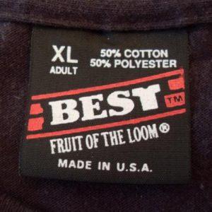 NOFX- 94 Tour Vintage Long Sleeve Shirt
