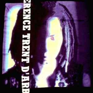 Terence Trent D'arby 1993 Symphony Or Damn Vintage Tshirt