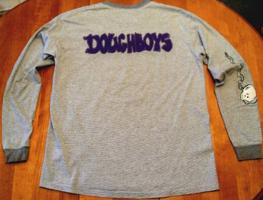 Doughboys – 1993/94 Vintage Long Sleeve