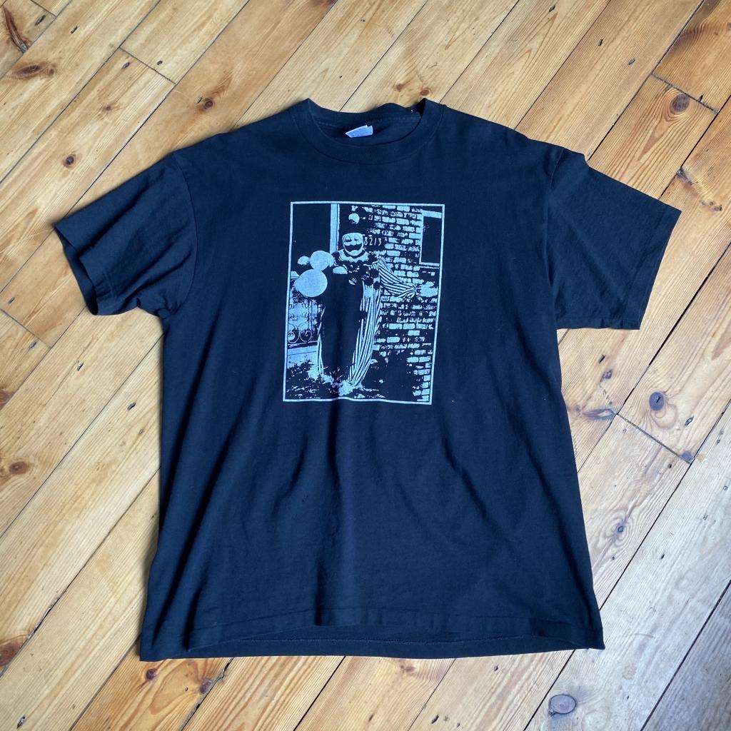 Vintage John Wayne Gacy Killer Clown T-Shirt