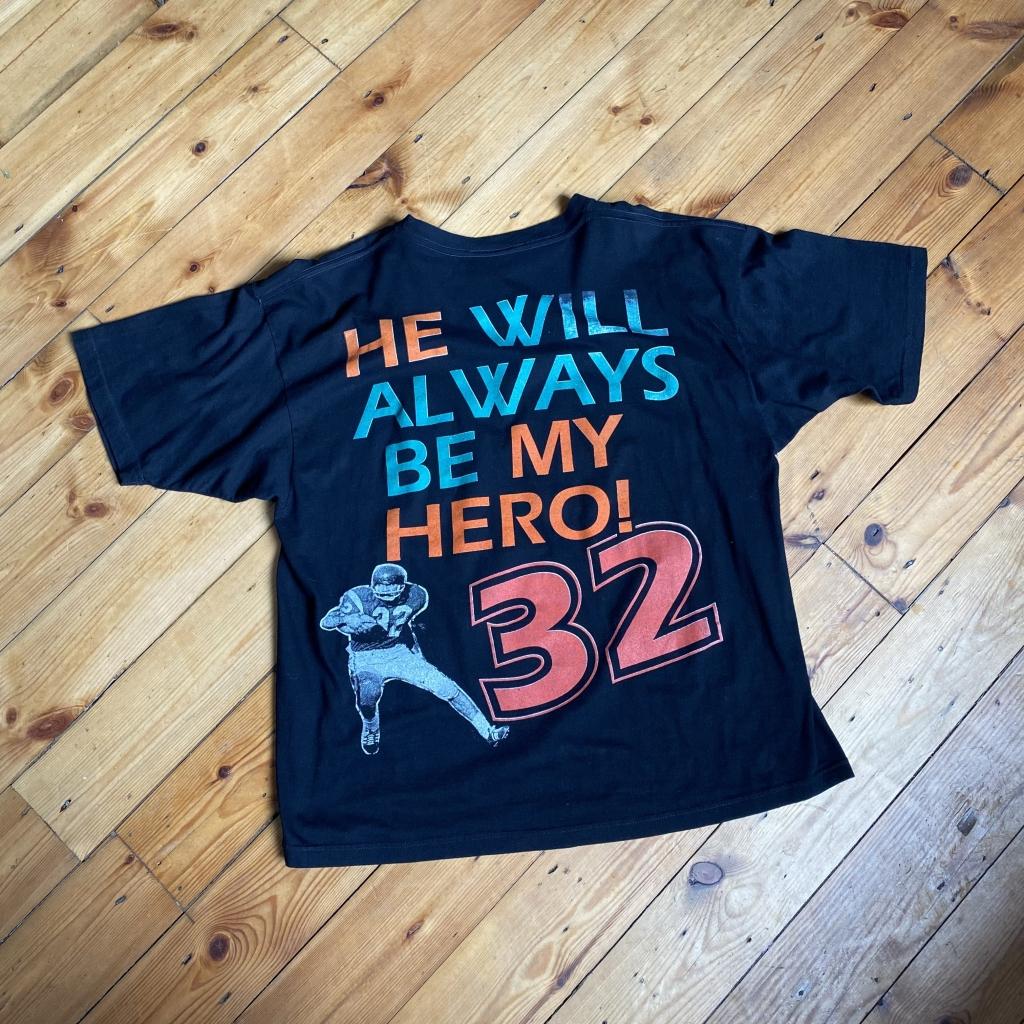 He Will Alway Be My Hero 32 Back