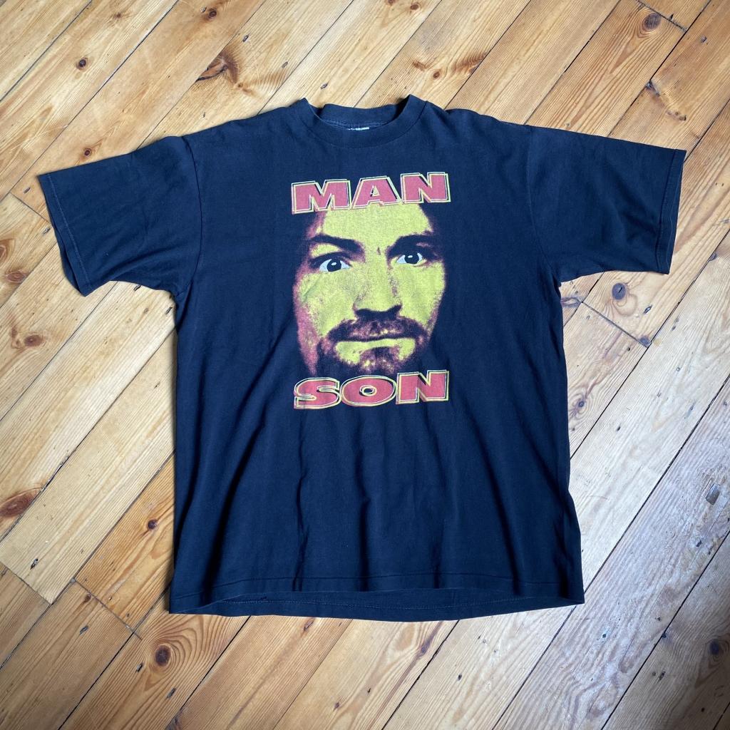 Vintage Man Son T-Shirt