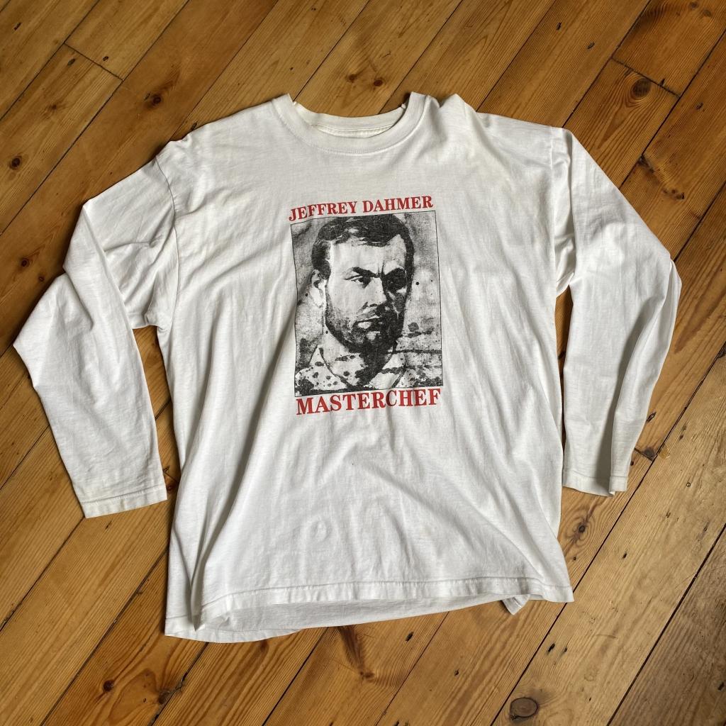Vintage Jeffrey Daimer Masterchef T-Shirt