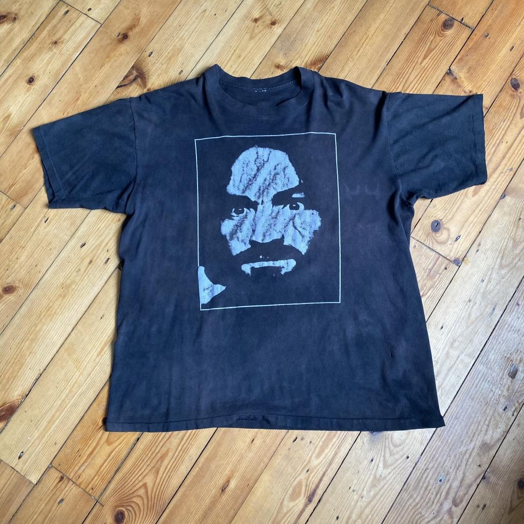 Vintage Charlie Don't Surf T-Shirt Front