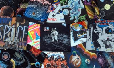 Vintage NASA T-Shirts