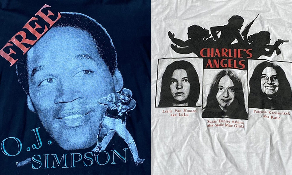 Vintage Controversial T-Shirts