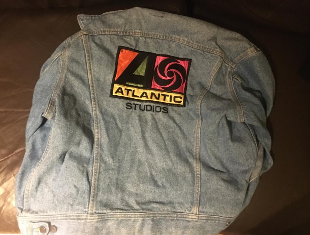 Vintage Atlantic Studios Jean Jacket