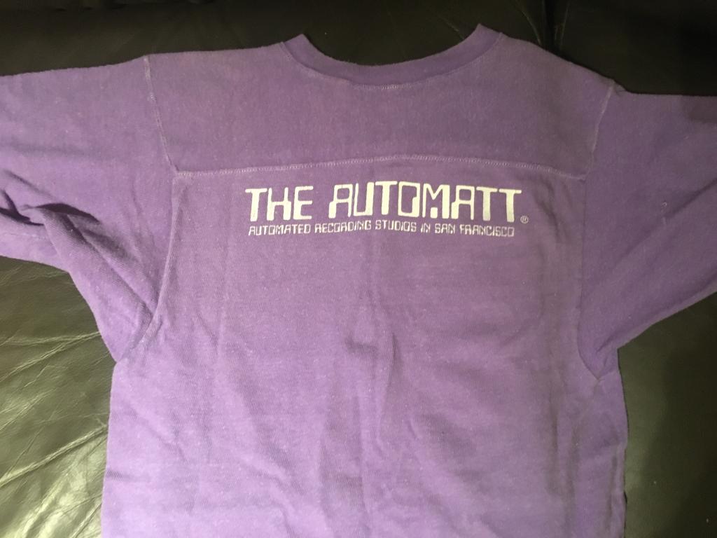 Vintage The Automatt Studios T-Shirt