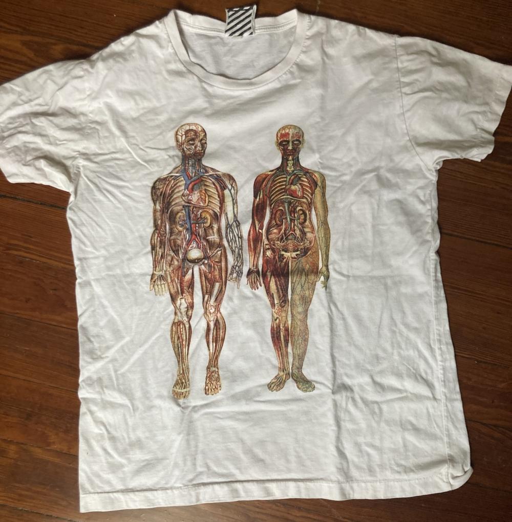 Male & Female Anatomical t-shirt