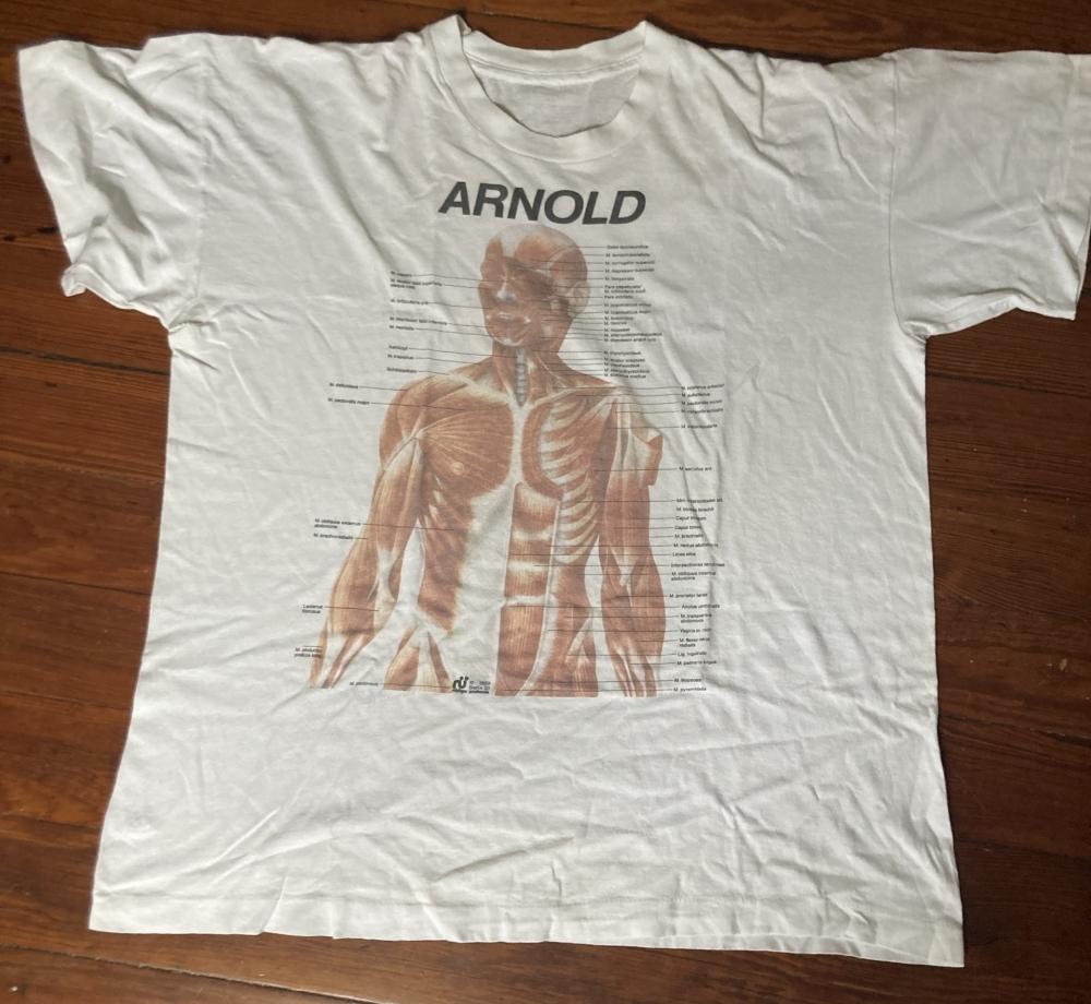 Rudiger Anatomie Arnold T-Shirt