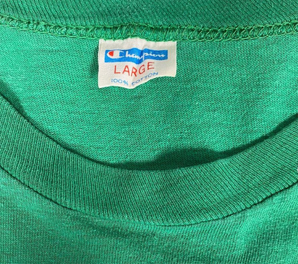 Vintage Nike Olympic Trials T-Shirt Champion Blue Bar Tag