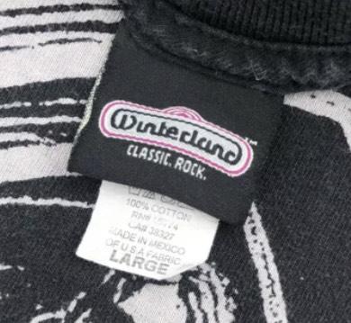 Winterland Classic Rock T-Shirt