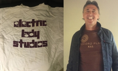 Vintage Recording Studio T-Shirts and Jackets