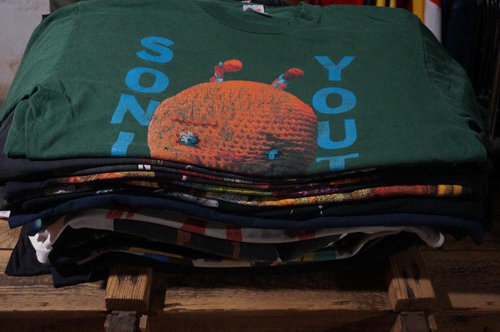 Vintage T-Shirt Stash